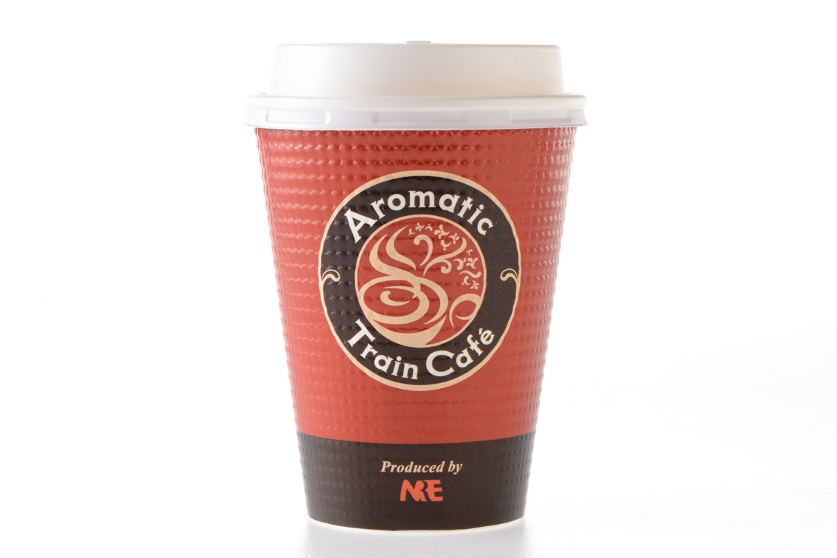 뜨거운 커피 라지 사이즈의 할인 캠페인의 소식