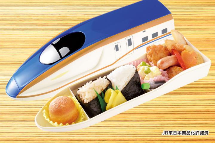 新幹線E7系弁当