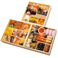 """New Year dishes of """"Nihonbashi Daimasu"""" conveying taste of Edo in now are reserved until December 8 and are accepting!"""