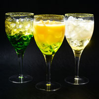 """Three kinds of new item cocktail with """"Yamanote Line"""" as motif comes up from Monday, October 2!"""